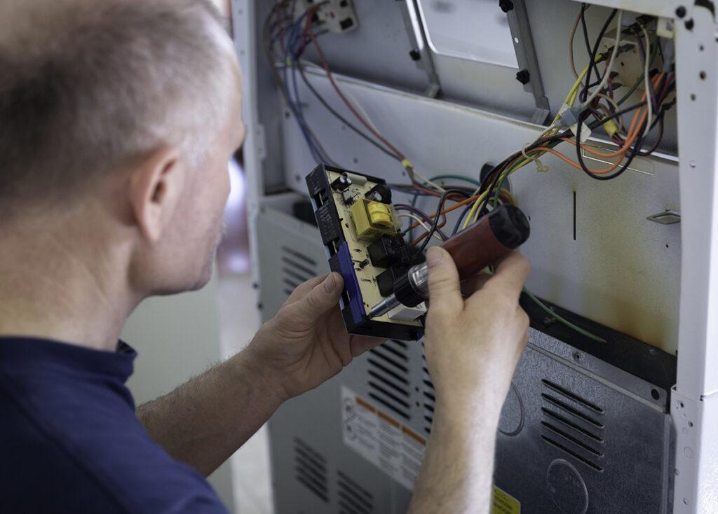 oven repairs brisbane
