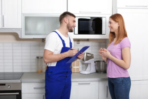 professional oven repair