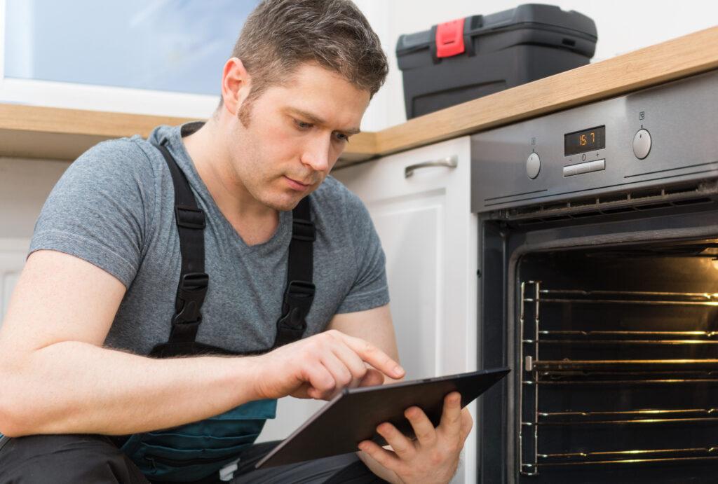 oven repair specialist