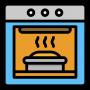 oven symbol