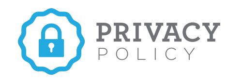 Privacy Policy Banner or Badge for Website or Email